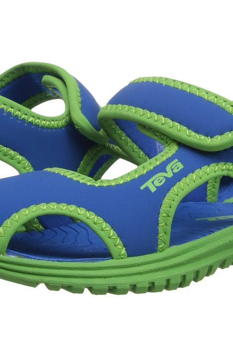 Teva Kids Tidepool CT (Toddler) (Blue/Green) Kids Shoes - Teva Kids, Tidepool CT (Toddler), 110131T-363, Footwear Open Casual Sandal, Casual Sandal, Open Footwear, Footwear, Shoes, Gift - Outfit Ideas And Street Style 2017