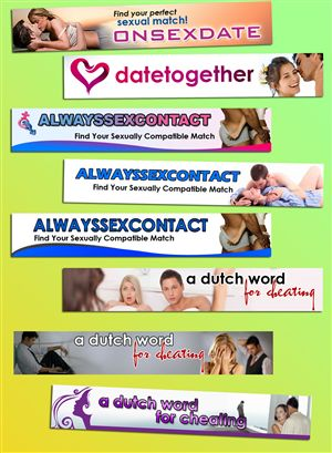best dating website headers designs