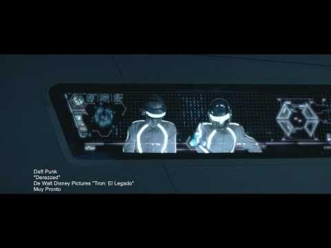 Daft Punk - Derezzed - De Walt Disney Pictures ¨Tron El Legado¨ - Muy Pronto - YouTube