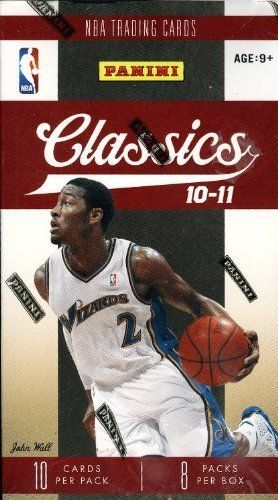 2010/11 Panini Classics NBA Basketball Factory Sealed Retail Box-Look for Rookies and Rare Rookie Autographs of all the Top 2010 NBA Rookies including Jeremy Lin !! Also Look for Cards and Rare Autographs of Top NBA Superstars including Kobe Bryant and Kevin Durant ! . $19.99. Wowzzer!! JEREMY LIN ROOKIE YEAR PRODUCT-Look for His Rare $300 Autograph Card !!! *** We are Proud to offer this Original Factory Sealed Retail Box of 2010/11 Panini Classics NBA Basketball Cards...