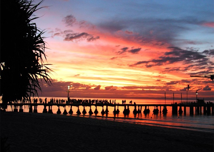 Nothing will ever beat a Tangalooma Sunset
