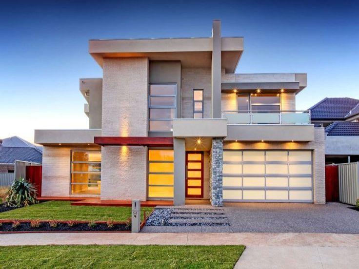 78 best dream house images on pinterest modern homes for Exterior facade ideas