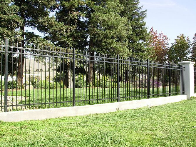 29 Best Images About Metal Fencing On Pinterest Iron