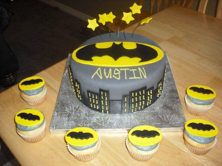 Sprinklebelle Cakes: Batman Cake