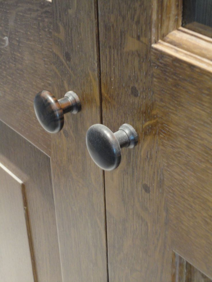 Panelled doors with glazing