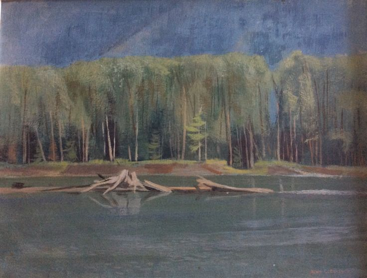 """My owned art
