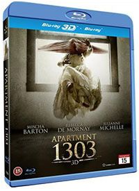 Recension av Apartment 1303 (2012). Skräck av Michael Taverna med Mischa Barton, Rebecca De Mornay, Julianne Michelle och Corey Sevier.