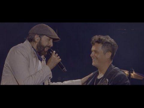 Alejandro Sanz & Juan Luis Guerra - Desde cuando +Es+ [El Concierto] - YouTube