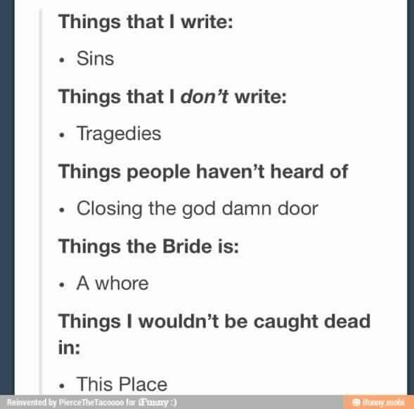 Panic! at the Disco – I Write Sins Not Tragedies Lyrics ...