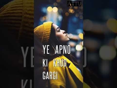Kachi thi aas ki dori song whatsapp status full screen - YouTube | v