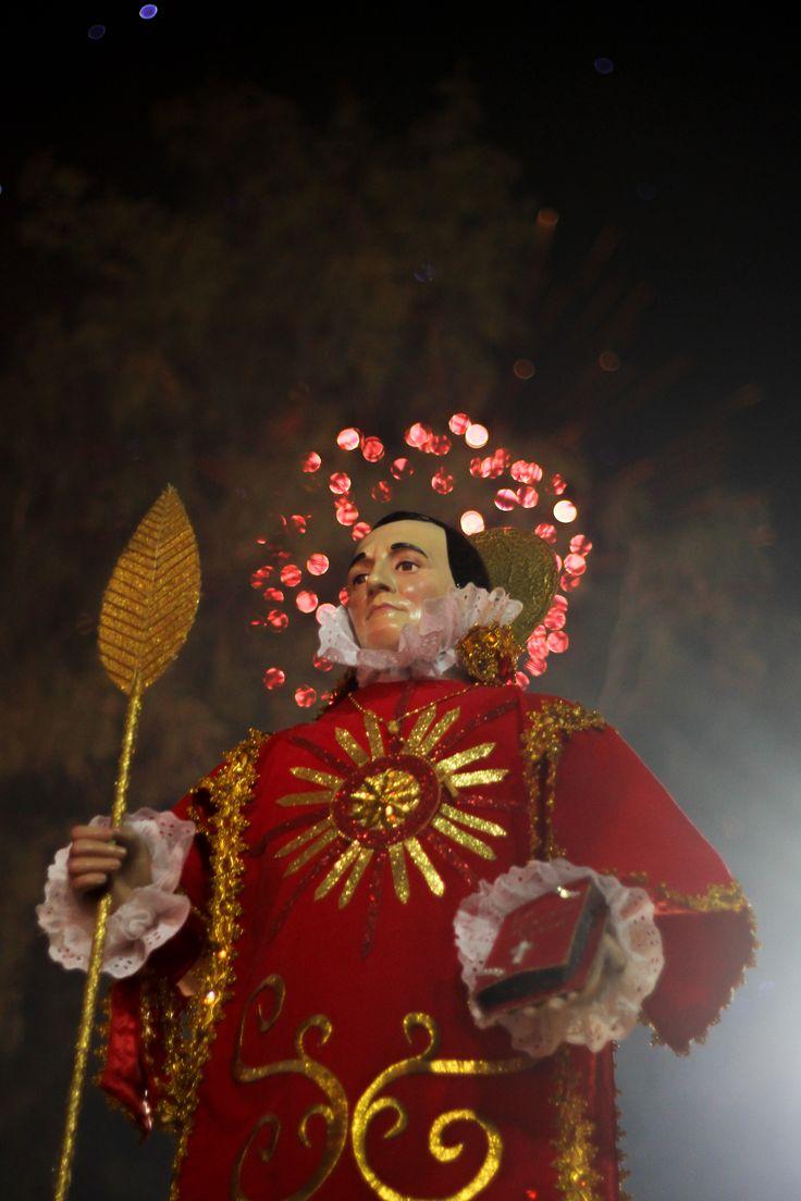 Fiesta de San Lorenzo. agosto 2015.