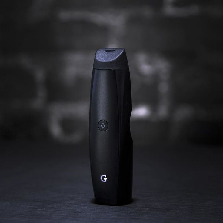G Pen Elite Dry Herb portable Vaporizer from Grenco Science. Stealth mode vape in black with superb function. Highly rated.