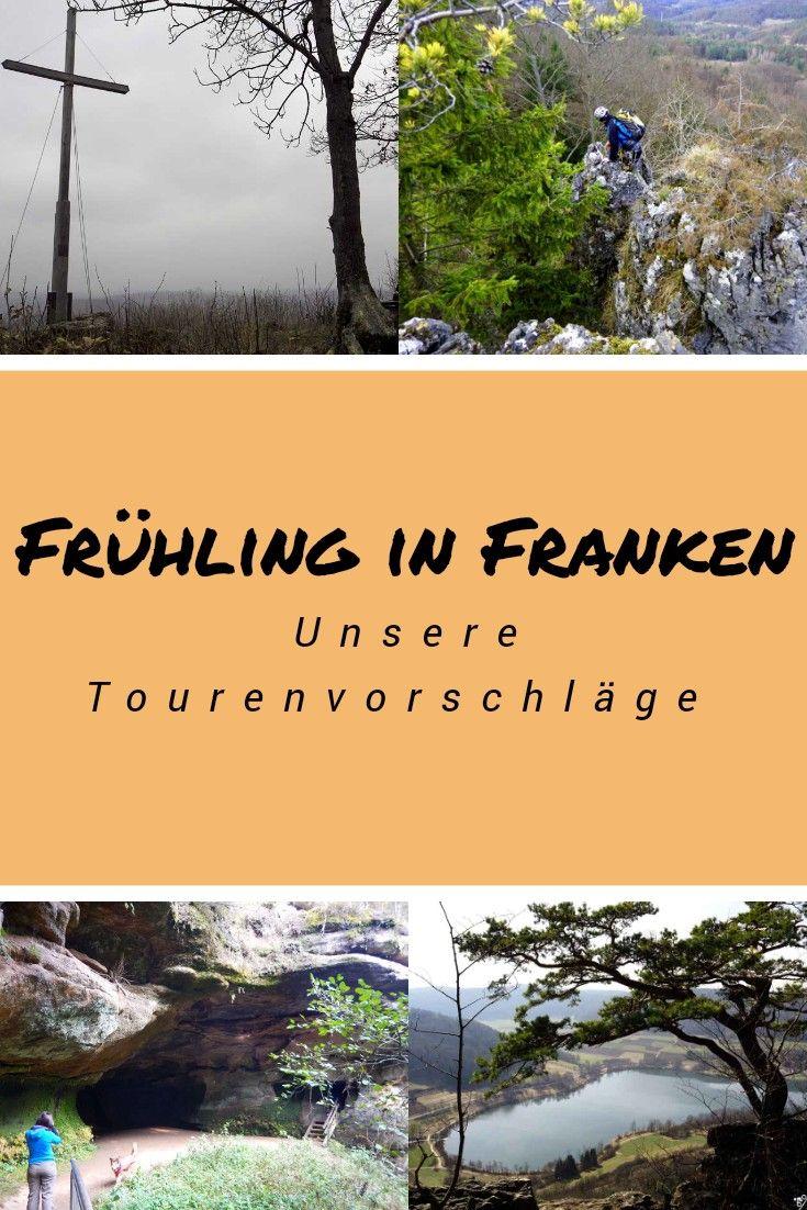 Frühling in Franken - unsere Tipps