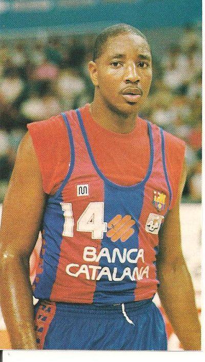 Audie Norris por jordiramone - Baloncesto - Fotos del F.C. Barcelona