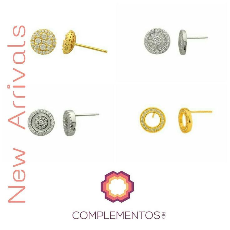 Unos aretes delicados  Diversidad de accesorios en plata 925 laminados en oro 18k ó rodio   Contactanos : 809 853 3250 / 809 405 5555 Pagos  en efectivo/ transferencia/a través de Paypal  Delivery  Envoltura disponible   #newarrivals #available #silver #earring #silver925 #summer #love #chic #glam #jewerly #accesories #available #newcollection #trendy #gorgeous #unique #fancy #byou #becomplete #complementosjewelry #complementosrd
