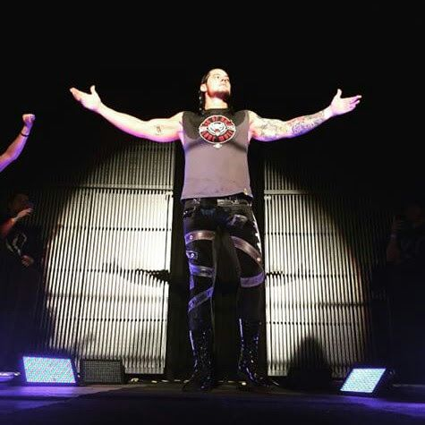 All Hail The Alpha Male The Different Breed Baron Corbin