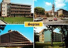 72624726 Sopron Teilansichten Hotels Oedenburg