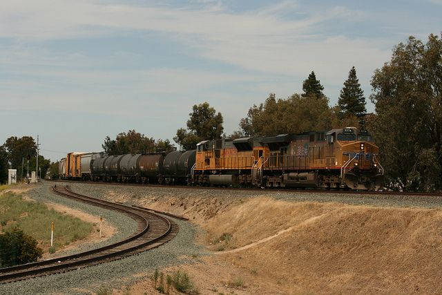 Union Pacific at Sacramento, CA | Flickr - Photo Sharing!