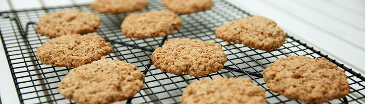 Biscuits à l'avoine par Josée di Stasio - di Stasio - Téléquébec