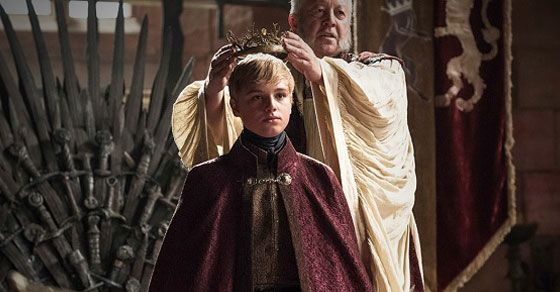 Did You Notice That This Game Of Thrones Actor Played Two Lannisters? -       The sweet but impressionable King of Westeros (Tommen Baratheon) is played by Dean-Charles Chapman.    Here he is:      Very King-like.   Now, ...