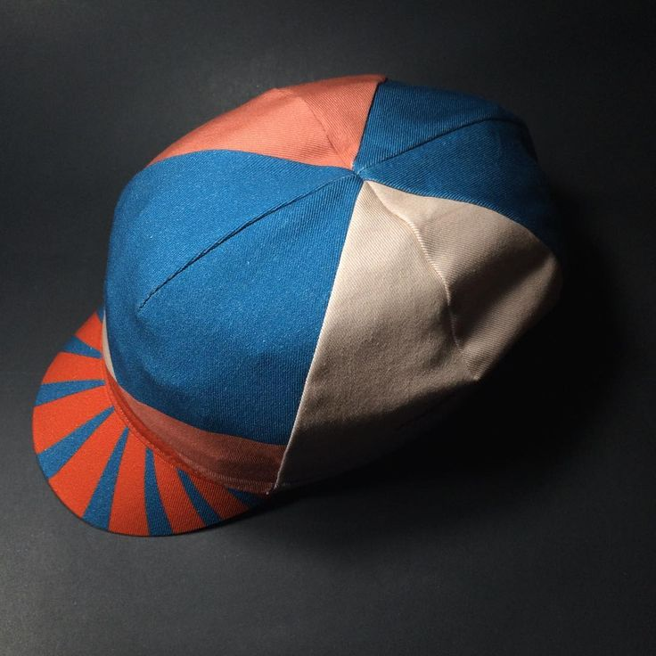 Mujiono Caps Hand Made limited Cycling cap