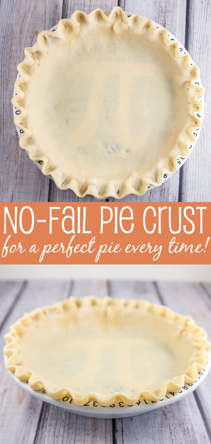 No-Fail Pie Crust: tips for a perfect pie, every time. {Bunsen Burner Bakery}