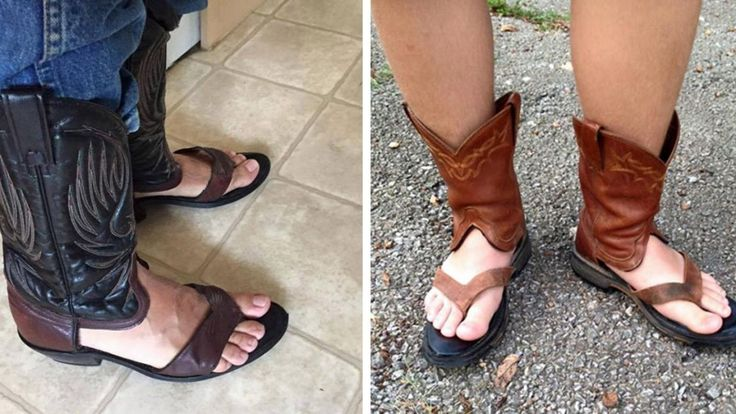 Would You Sleep with Someone Who Wore Sandals On a Date?