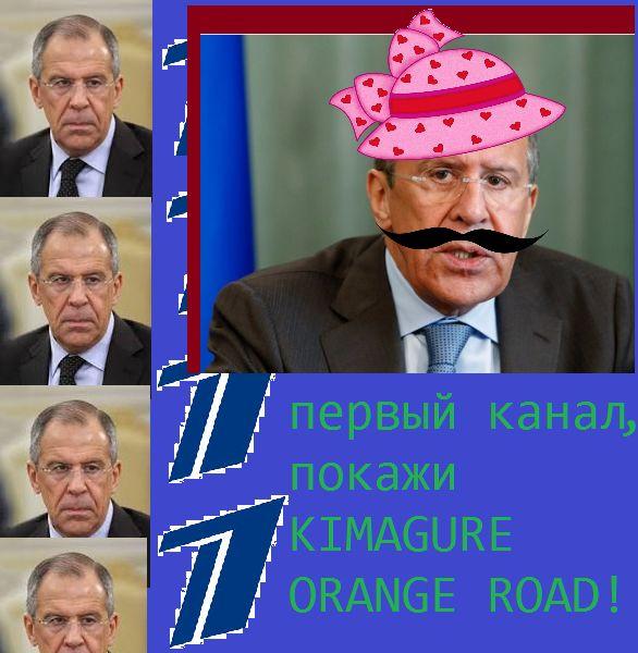 Sad Lavrov by povsuduvolosy.deviantart.com on @deviantART