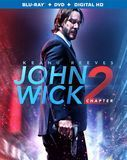 John Wick: Chapter 2 [Includes Digital Copy] [Blu-ray/DVD] [2017]