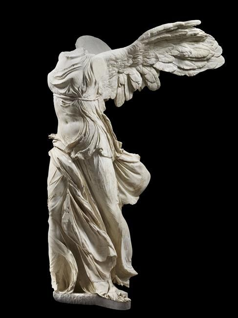 Winged Victory Of Samothrace 25+ best Winged Victor...