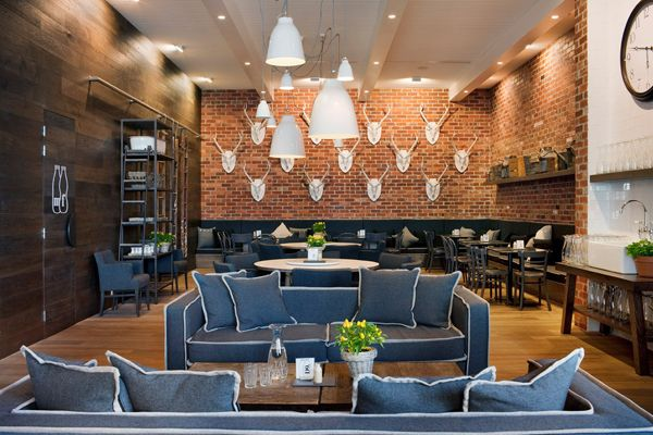 Capital Kitchen Identity and Interior #design #graphicdesign #identity #branding #logo #logotype #interior #decor #restaurants #cafe