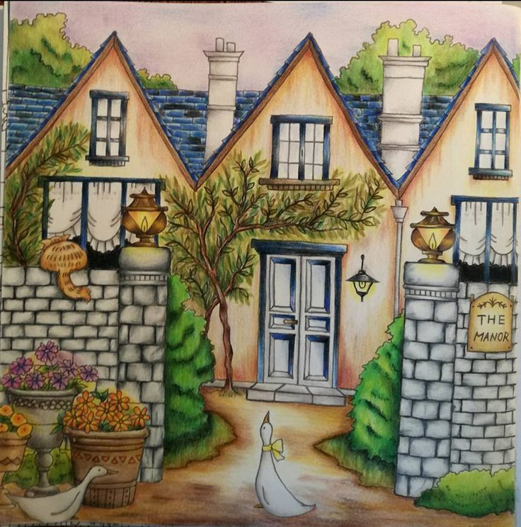 Colouring Techniques Adult Coloring Books True Colors Colored Pencils Romantic Debbie Macomber Country Halloween Art