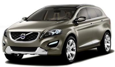 Volvo XC60 SUV: Official Images to be Released on February 20! ~ Auto Cars