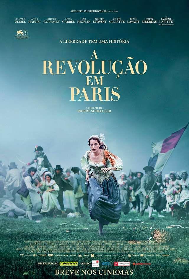 A Revolucao Em Paris Poster Poster 1 Adorocinema Em 2020