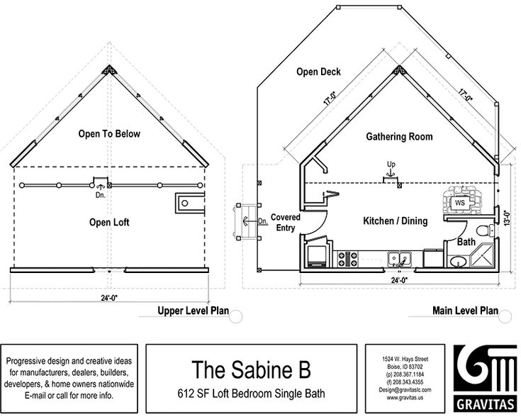 Tiny Home Designs: Small House Plans
