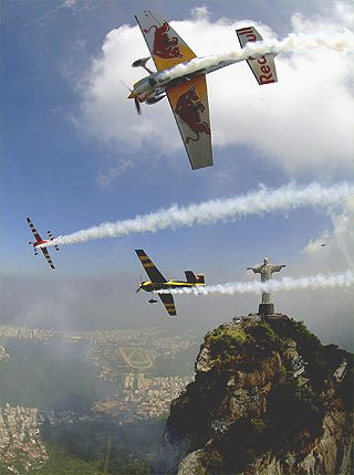 Red Bull Air Race - Rio de Janeiro - I'm really tempted to go this year at the speedway