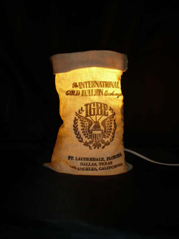 lampe sac de bureau/deco my lumi FLORIDE