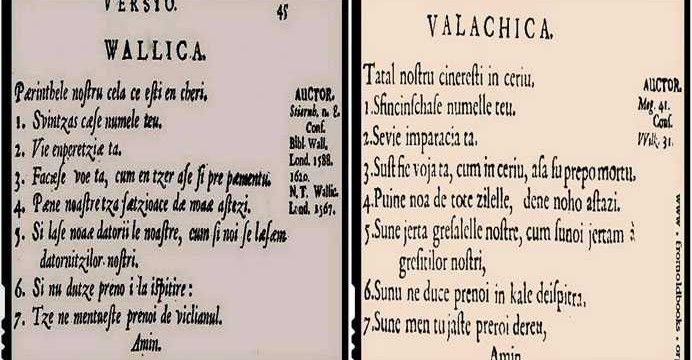 DESCOPERIRE ULUITOARE DESPRE RUGACIUNEA TATAL NOSTRU! ROMANII SI CELTII VORBEAU ACEEASI LIMBA!