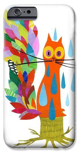 Firefox iPhone 6 Case by Anne Vasko