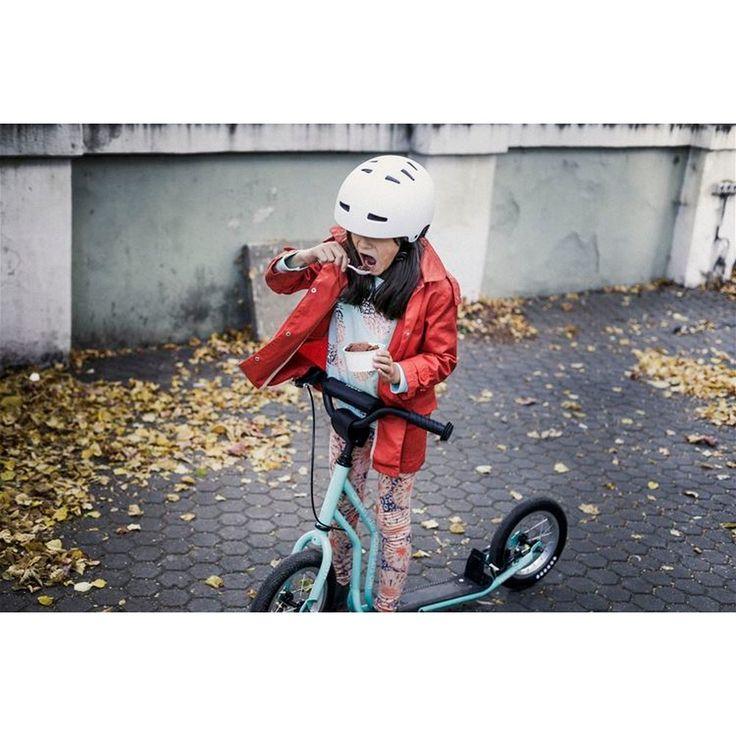 Yedoo : des trottinettes grandes roues pour enfants très bien équipées et tendances