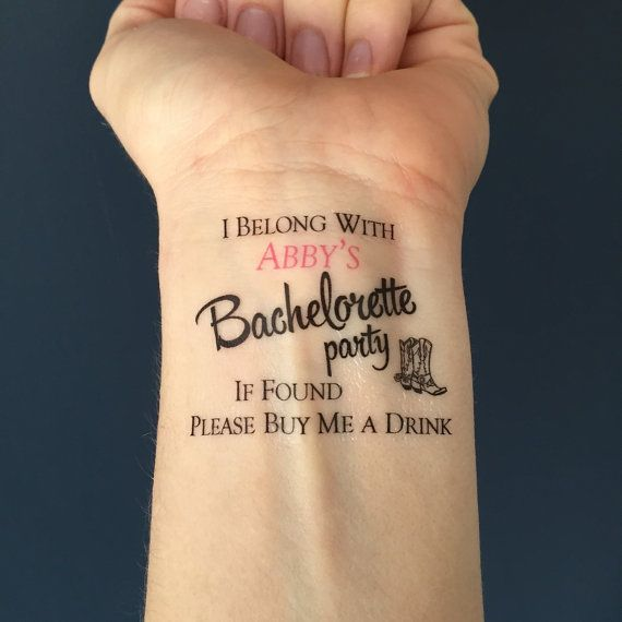 Cowgirl Bachelorette Party, Boots and Bling, Temporary Tattoo, Fake Tattoo, Bachelorette Party, Birthday Party, Bridal Party Tattoo, Rodeo