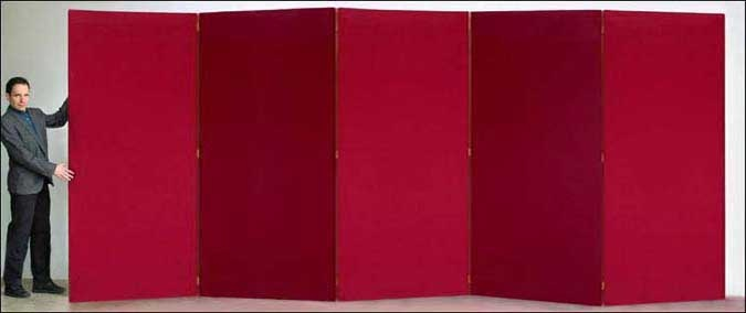 Walls: Portable Partition | ACC Booth Design | Pinterest
