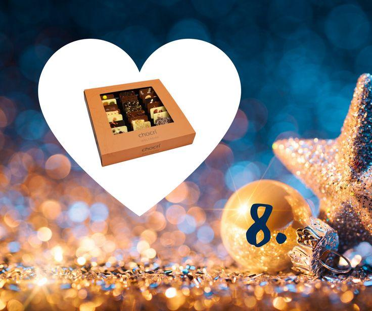 🎅 Nie ma nic lepszego od czekolady na poprawę humoru! Jeśli uda Ci się dziś wygrać, otrzymasz pudełko pysznych czekoladek z całego świata! Czekoladka dziennie pomoże odgonić przedświąteczny stres!  💝 🌟 🎁Aby zyskać szansę na wygranie nagrody wystarczy: 🎁 🌟 💝  🎁 Odwiedzić stronę: www.spadreams.pl/kalendarz-adwentowy  🎁 Odpowiedzieć poprawnie na pytanie konkursowe  🎁 Wrócić jutro po kolejne nagrody!