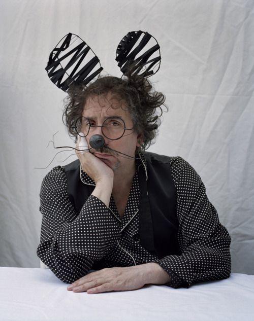 Tim Burton: Film, Artists, Inspiration, Burton Portraits, Tim Walker, Tim Burton, Random Pin, Timburton, People Tim