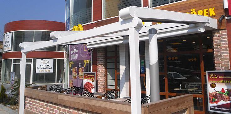 Raylı tente, Raylı Tente Sistemleri, Raylı Tente Modelleri, Raylı Tente Hakkında, Raylı tente detaylı bilgi, Raylı tenteci. www.tentekstente.com