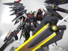 GUNDAM GUY: 1/100 Gundam Wing Bardiche Custom - Custom Build