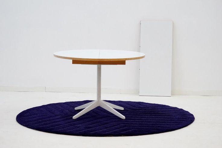 LAZY SUSAN George Nelson Herman Miller Pedestal Tisch Dining Table Esstisch