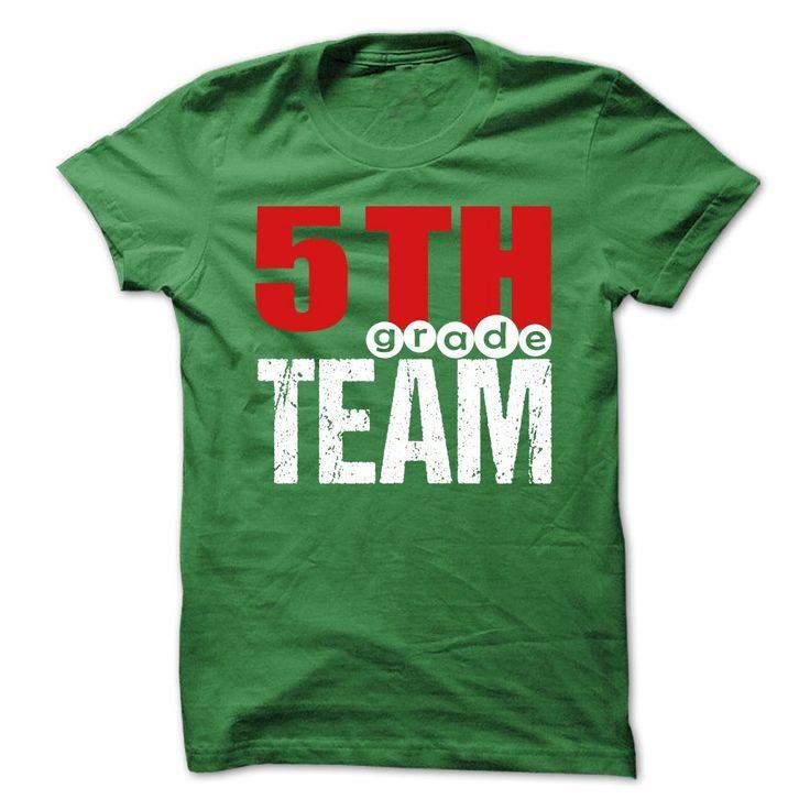 (Top Tshirt Seliing) Team 5-TH-Grade [Guys Tee, Lady Tee][Tshirt Best Selling]…