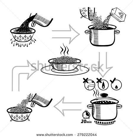 Стоковые вектора и векторный клип-арт Rice Cooker | Shutterstock