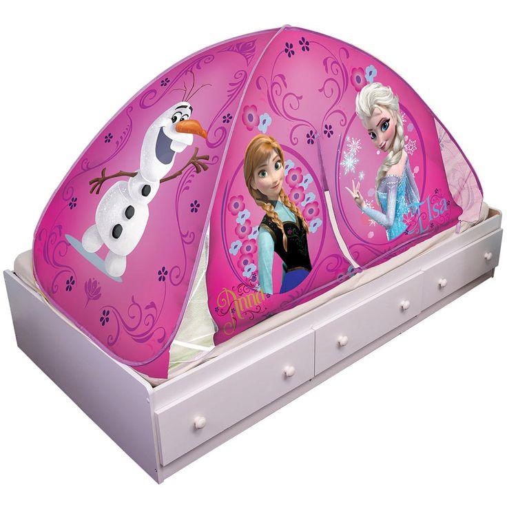 Disney Frozen 2 In 1 Bed Tent Playhut Toys Quot R Quot Us Addi
